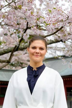Schick in Japan: Die Looks von Prinzessin Victoria