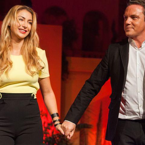 Anna-Carina Woitschack,Stefan Mross