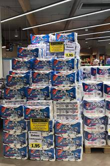 Einhorn-Toilettenpapier