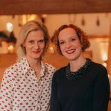 Wybcke Meier (TUI Cruises) und Veronika Rost