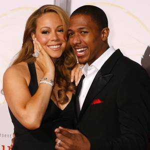 Mariah Carey + Nick Cannon