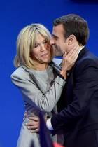 Brigitte + Emmanuel Macron