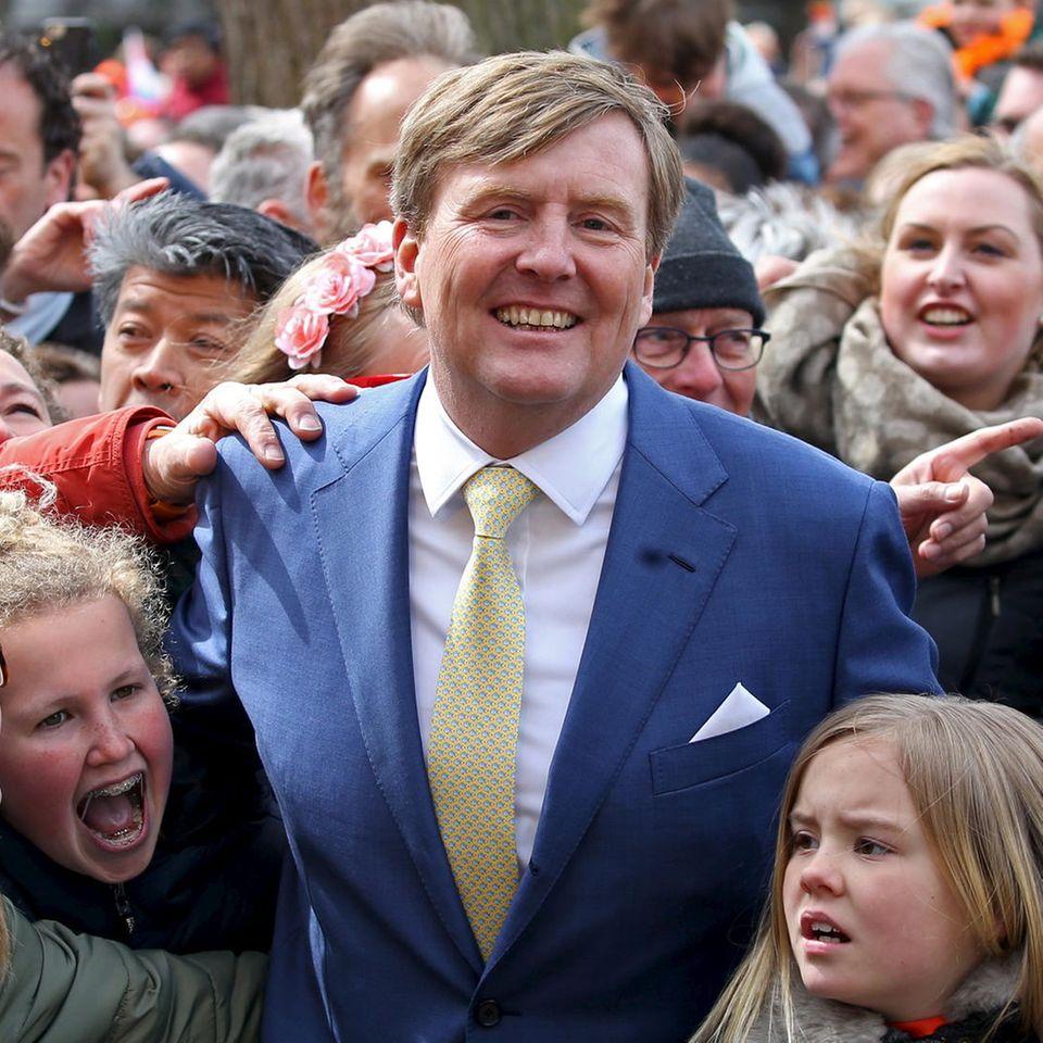 König Willem-Alexander der Niederlande