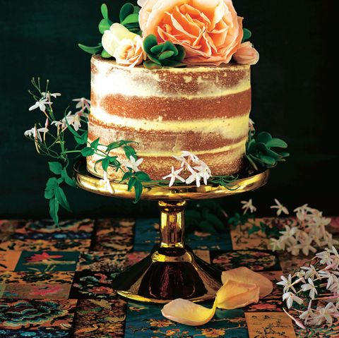 Orangen-Joghurt-Torte