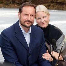 Prinz Haakon + Prinzessin Mette-Marit