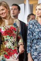 Juliana Rotich, Königin Máxima, Ivanka Trump