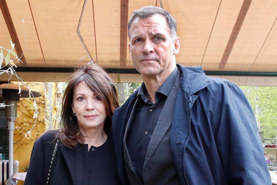 Iris Berben und Heiko Kiesow nehmen Abschied.