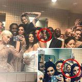 """Moment 8  ... als alle """"Cool Kids"""" für Kylie Jenners Selfie posieren und sich Schauspielerin Michelle Monaghan einfach mit aufs Foto schleicht, obwohl sie mit der Clique überhaupt nichts zu tun hat."""