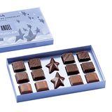 """Chocolat Étoile Angel"" von Thierry Mugler x La Maison du Chocolat, ca. 25 Euro, limitiert über lamaisonduchocolat.com"