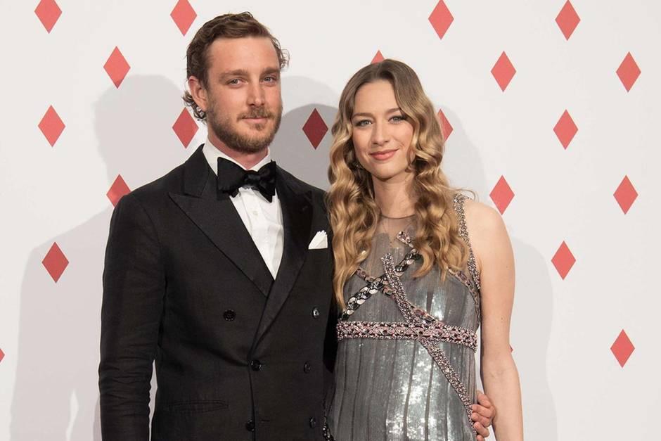 Pierre Casiraghi mit seiner bildschönen Ehefrau Beatrice Borromeo