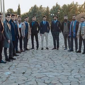 Die Mitglieder von Mr. Erbil