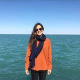 Ana betont in Interviews immer wieder, dass sie es liebt zu reisen und neue Städte zu entdecken. Jahrelang jettete sie wegen ihres Jobs um die ganze Welt. Jetzt kann sie in Chicago ein wenig zur Ruhe kommen und die Vorteile der Stadt in vollen Zügen genießen.