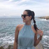 """Lieblingsreiseziel: Mallorca! Im Nobel-Vorort von Palma, Son Vida, besitzt Ana laut """"Mallorca Magazin"""" ein Haus. Ob zusammen mit Basti oder mit der Familie, hier kann Ana am besten relaxen."""