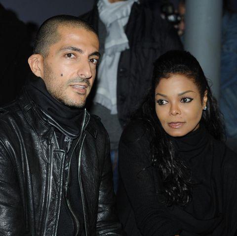 Wissam Al Mana + Janet Jackson