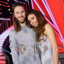 Gil Ofarim + Ekaterina Leonova