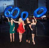 Die 6000 wird im Mai 2016 erreicht. Über die hochpackende Folge in Spielfilmlänge freuen sich neben Valentina Pahde und Janina Uhse auch Iris Mareike Steen und Nadine Menz.