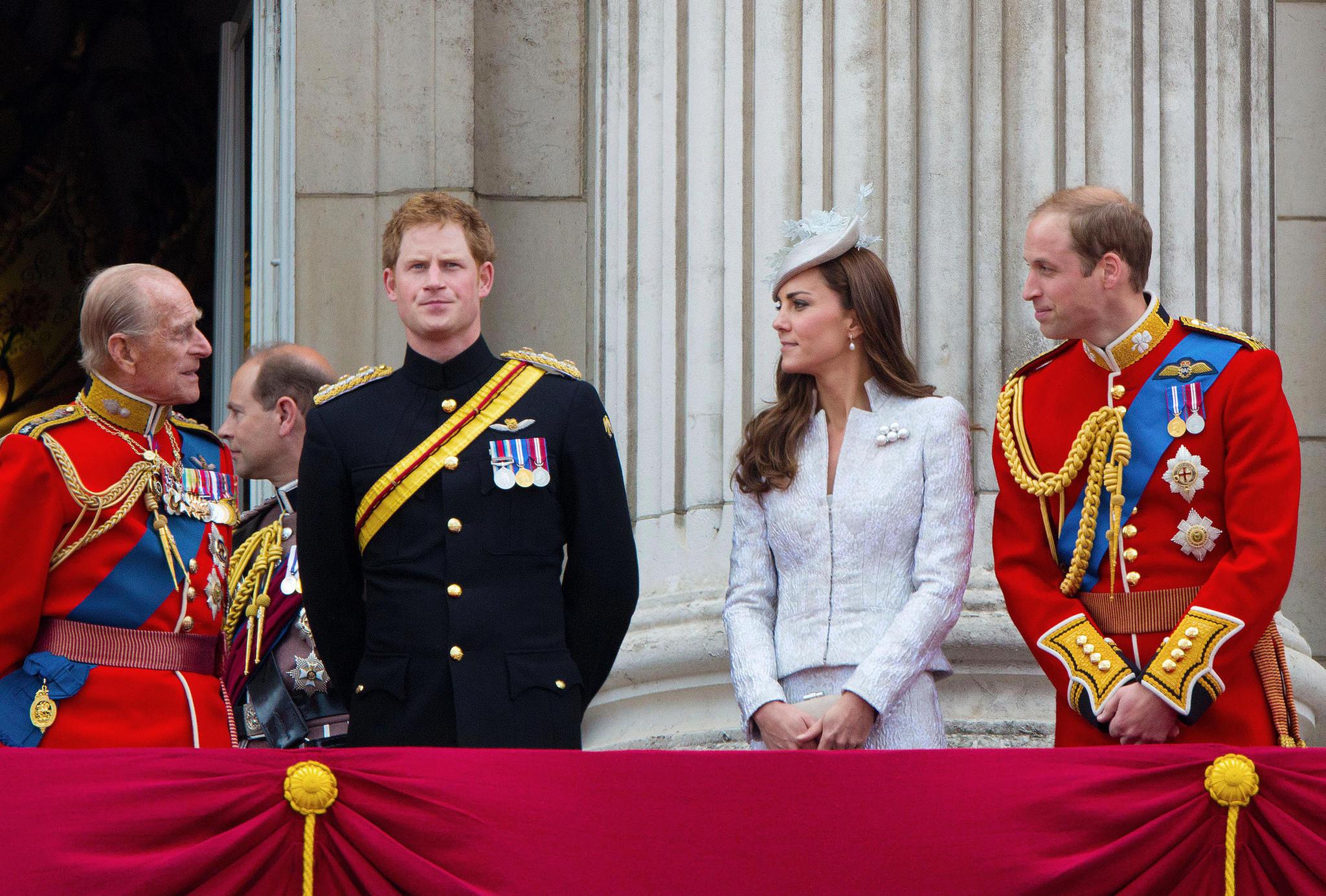 Leute | Britische Herzogin Kate reist solo nach Luxemburg