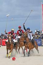 Vom 02. bis 04. Juni steht Sylt ganz im Zeichen von Pferd und Reiter