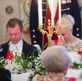 9. Mai 2017  Tränen der Rührung bei Prinzessin Mette-Marit.