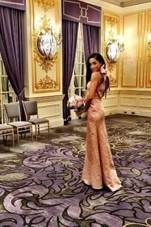 Die Hochzeit von Pippa Middleton ist nicht die erste, zu der Meghan Markle eingeladen ist. Sie war in 2016 sogar schon Brautjungfer - damals bei ihrer guten Freundin Lindsay Roth.