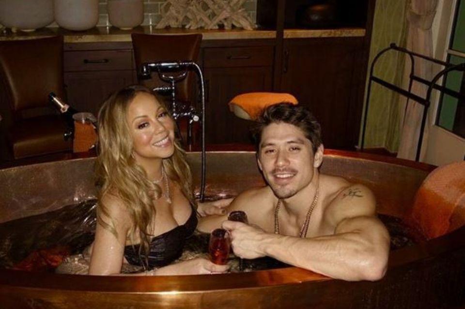 Gluck, gluck, weg war er! Aber bevor Mariah Carey ihren Toyboy Bryan abservierte, hat er sie mit teuren Geschenken glücklich gemacht. Von ihrem Geld natürlich