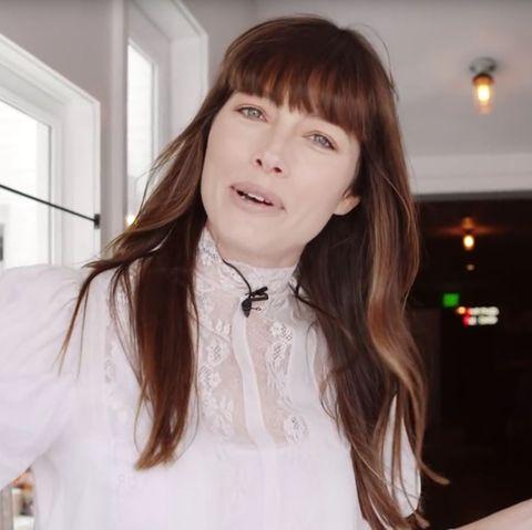 """Jessica Biel öffnet die Türen zu ihrem Restaurant """"Au Fudge"""" in Los Angeles"""