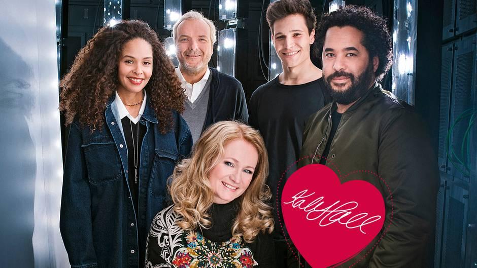 Joy Denalane, Nicole, Markus Herbig, Wincent Weiss, Adel Tawil,