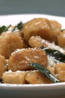 Raffiniert genießen: Süßkartoffel-Gnocchi