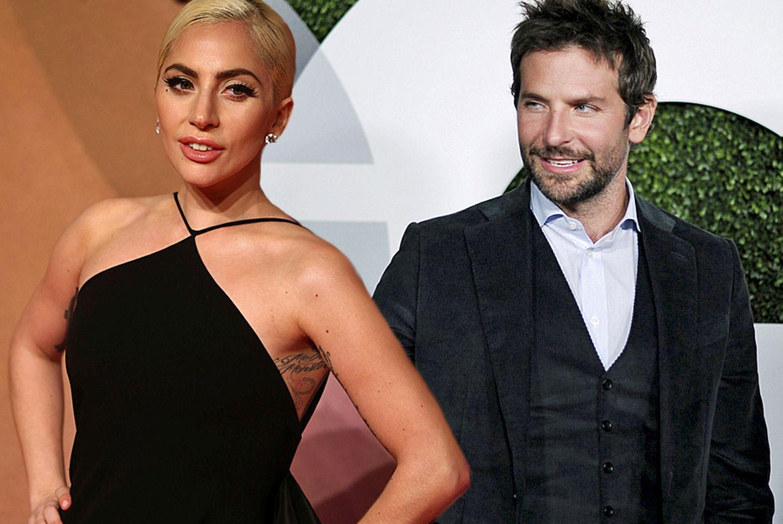 Lady Gaga + Bradley Cooper