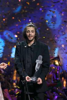 2017 in Kiew: Salvador Sobral aus Portugal