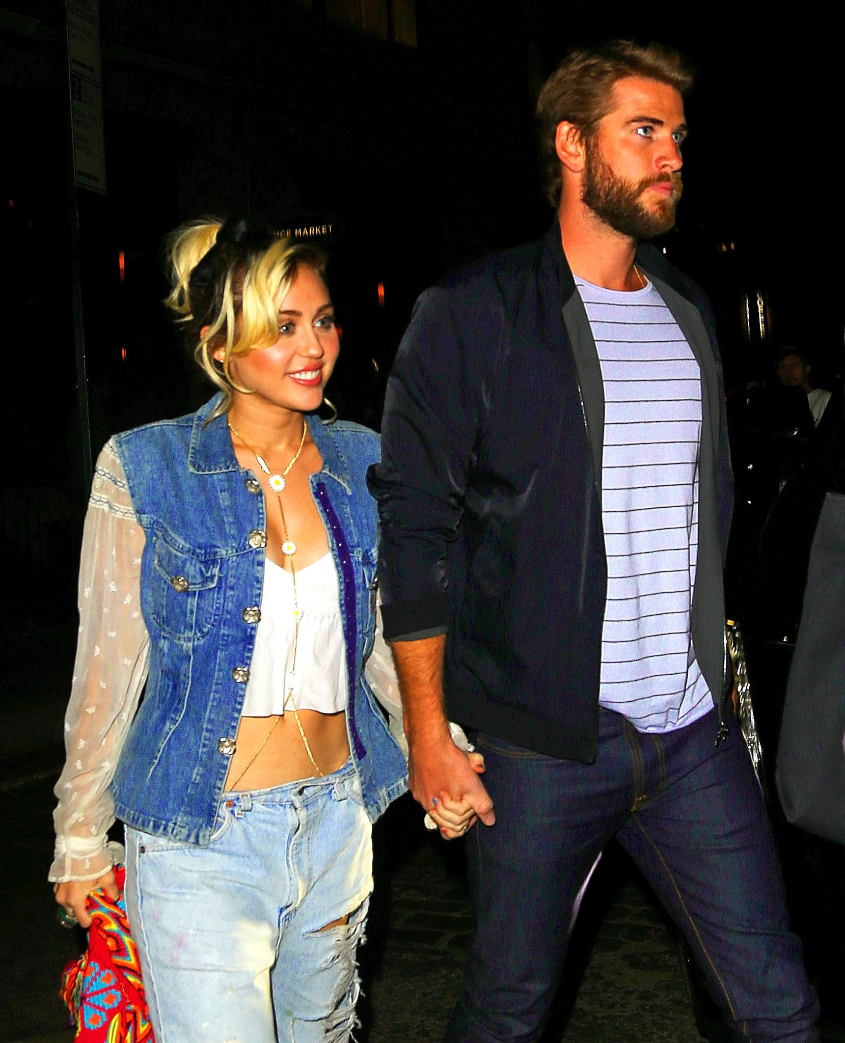 Miley Cyrus: Jetzt packt sie über ihre Beziehung zu Liam ...