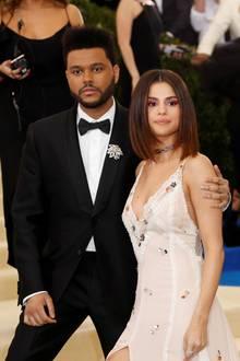 The Weeknd, Selena Gomez