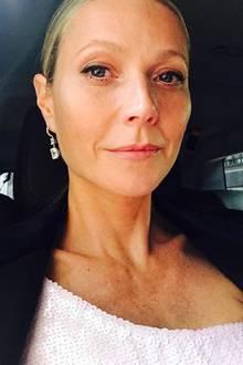Oscar-Gewinnerin Gwyneth Paltrow hat ihre fragile Schönheit an ihre Tochter Apple weitergegeben.
