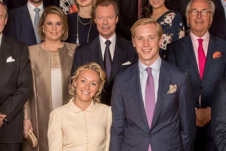 Prinzessin Marie-Gabrielle von Luxemburg und Antonius Willms haben am 15. Mai 2017 geheiratet.