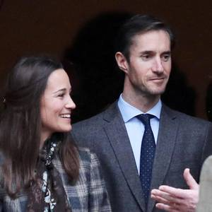 Pippa Middleton und James Matthews