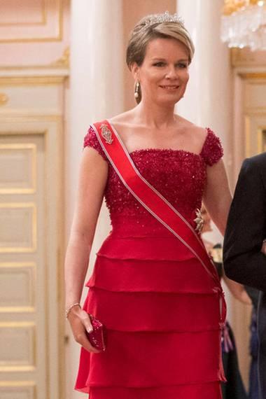 Königin Mathilde von Belgien (Mai 2017)