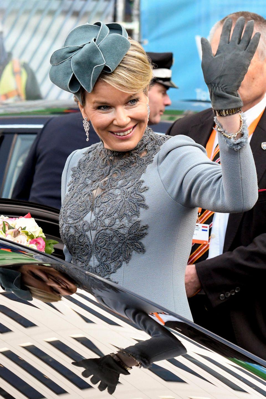 Königin Mathilde von Belgien