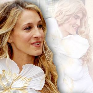 "Sarah Jessica Parker als Carrie Bradshaw in ""Sex and the City""."