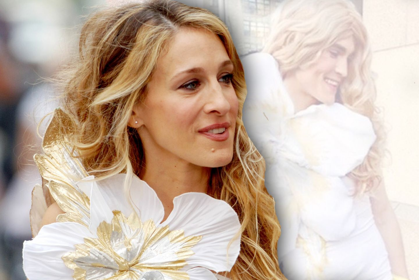 """Sarah Jessica Parker als Carrie Bradshaw in """"Sex and the City""""."""