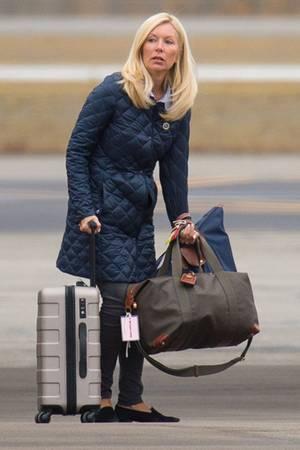 Mit ihrem Styling-Köfferchen begleitete Amanda Cook Tucker Herzogin Catherine auch bei ihrem Staatsbesuch in Kanada.