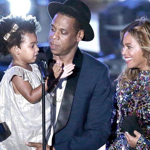 Beyonce, Jay Z und deren Tochter