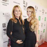 Die frischgebackene Mama von Zwillingen Alessandra Meyer-Wölden und die schwangere Caroline Beil haben sich viel zu erzählen.