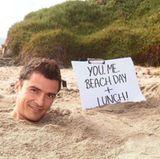 16. Mai 2017  Frauen aufgepasst! In einer Charity-Aktion ist es möglich, ein Essen mit Beau Orlando Bloom zu gewinnen, berichtet der Schauspieler auf seiner Instagram-Seite. Aber nicht nur das! Orlando fliegt mit dir nach Malibu zu besagtem Essen, hängt mit dir am Strand ab und vieles mehr...
