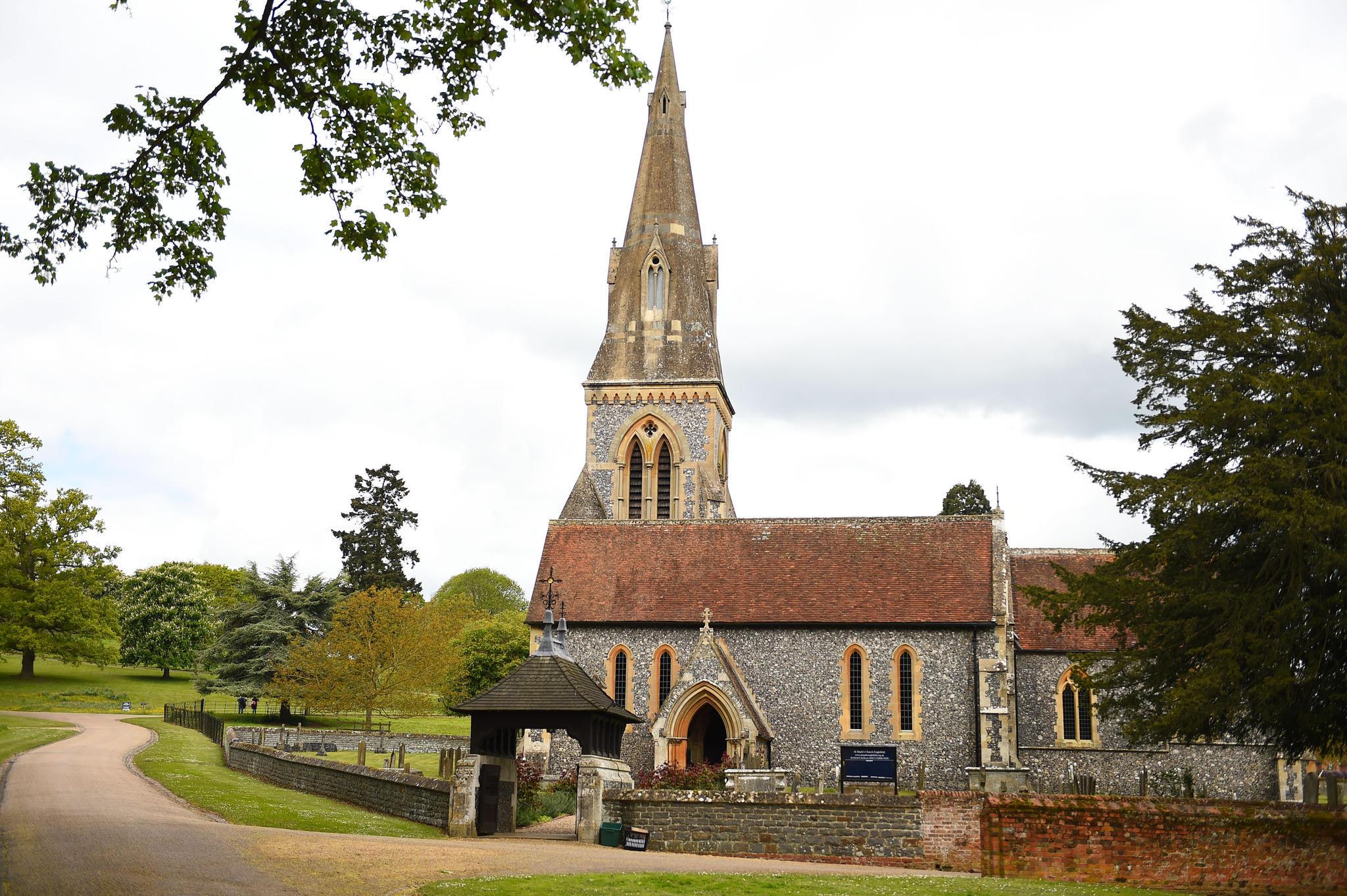 Pippa middleton zehn spannende fakten zu pippas St mark s church englefield