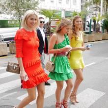 Style-Zoom: Die schönsten Streetstyle-Looks aus Cannes