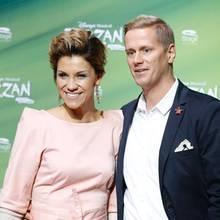 Anna-Maria Zimmermann und ihr Mann Christian