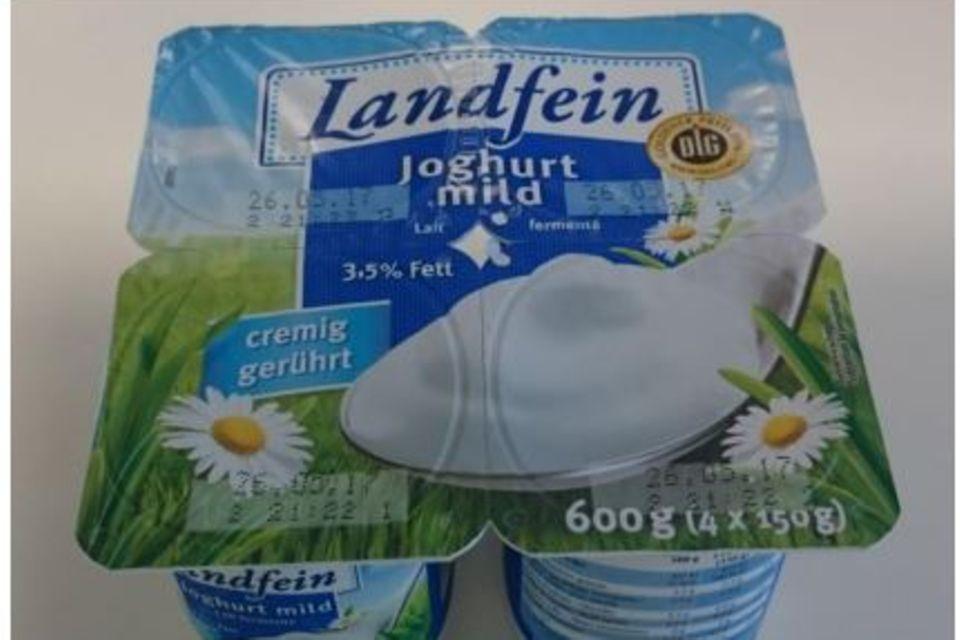 Landfein Joghurt mild