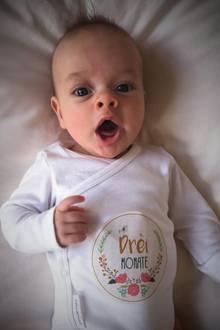 15. Mai 2017  Drei Monate alt und es fühlt sich immer noch an wie ein Traum für Melissa und Sven Hannawald. Der kleine Glen verzaubert die Eltern jeden Tag aufs Neue.