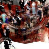 Ein Riesen-Trubel auf dem roten Teppich. Die Crème de la Crème der Filmbranche lässt sich feiern.