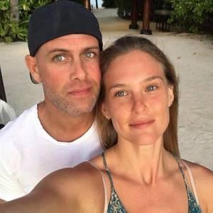 Bar Refaeli mit Ehemann Adi Ezra